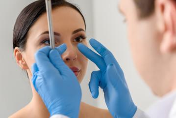 مراقبت های بعد از جراحی بینی نیمه فانتزی دکتر قدسی زاد